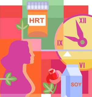 hormone therapy in menopause