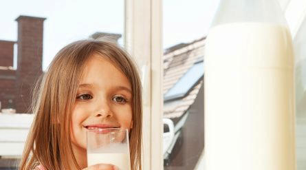 Strong Bones - Childhood Dairy Intake