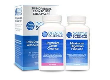 Colon Cleanse Products - Digestive Science