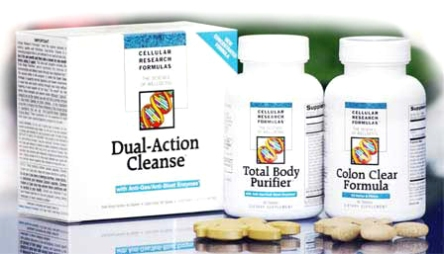 Dual Action Cleanse - Colon Cleanse Product