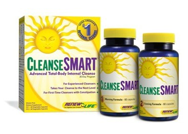 CleanseSMART Colon Cleanse Product