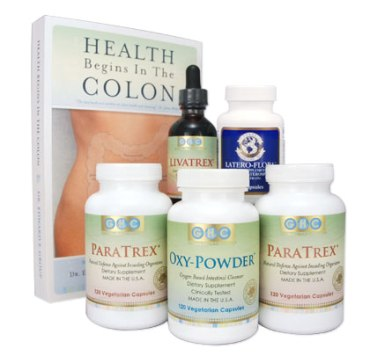 Colon Cleanse Products - Oxy Powder