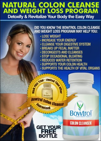 Natural Colon Cleanse, Bowtrol