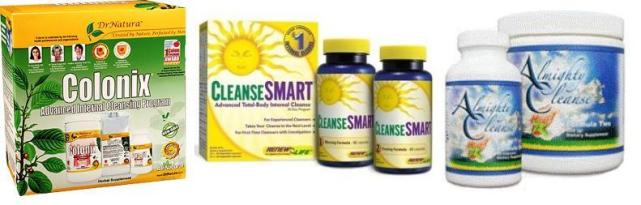 Top Colon Cleanse Products