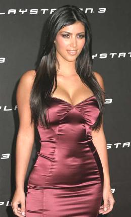 Celebrity Workout Routines - Kim Kardashian