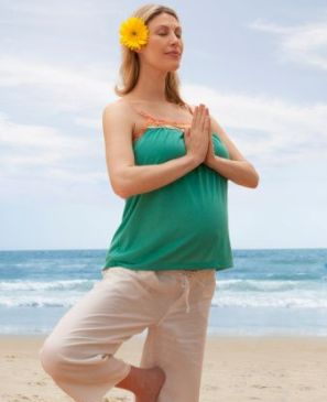 Exercising While Pregnant