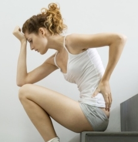 Lower Back Pain Endometriosis Symptoms