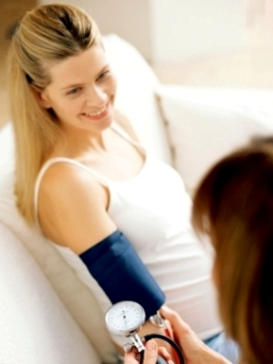 Natural Treatment of High Blood Pressure in Women