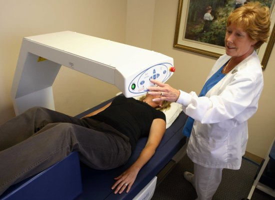 bone density test