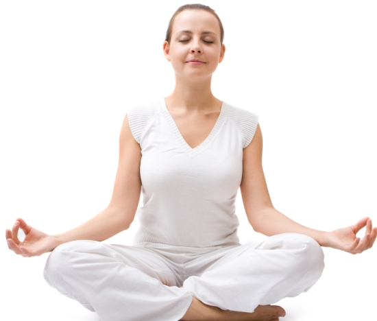 meditation helps women