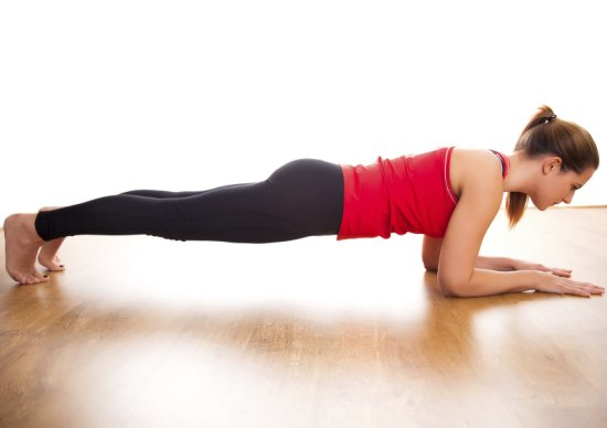 best exercises to do after a c section