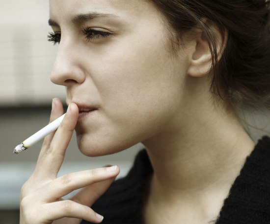 most negative effects of tobacco on women