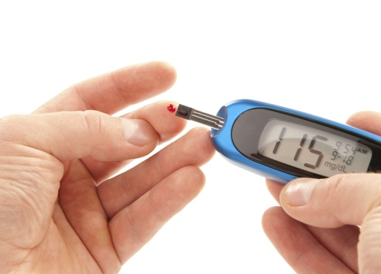 managing stress while managing diabetes