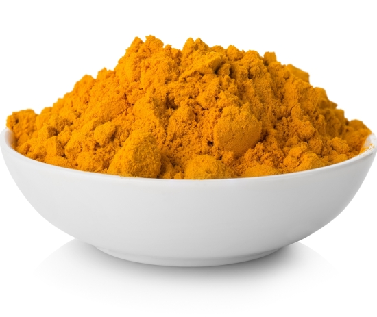 turmeric powder with milk
