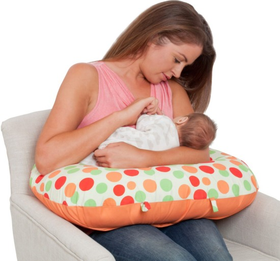 tips for selecting a nursing pillow
