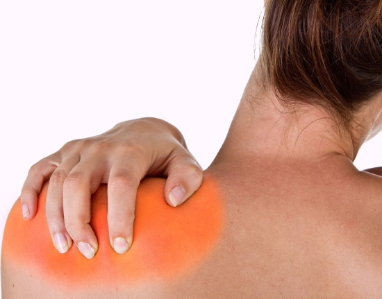 dealing with shoulder pain in ectopic pregnancy