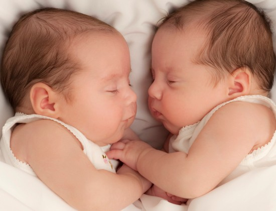 the challenges for breastfeeding twins