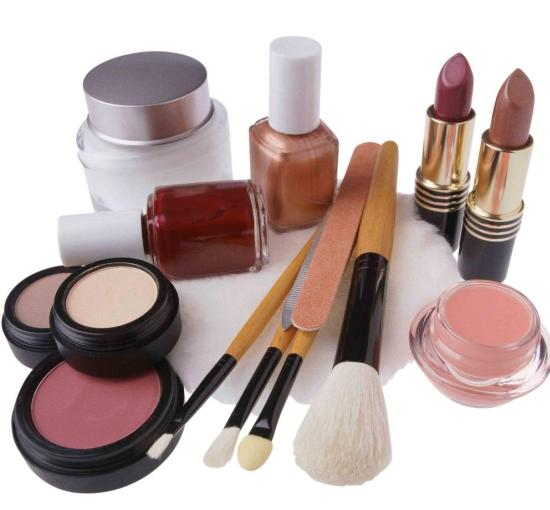 major risks from cosmetics and personal care products