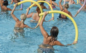 A Low-Down On Water Aerobics